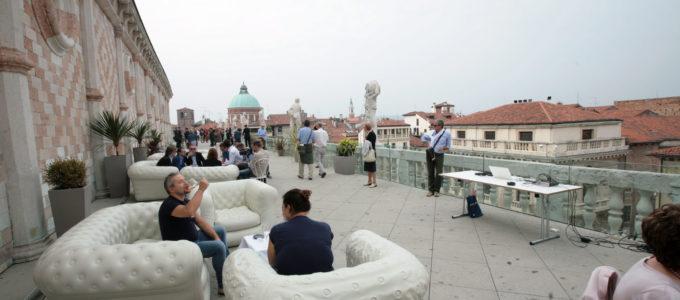 Basilica Palladiana, dal 22 aprile all\'1 novembre terrazza e logge ...