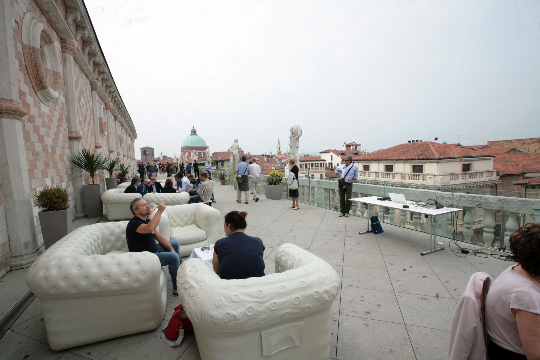 Beautiful Basilica Palladiana Terrazza Images - Modern Home Design ...